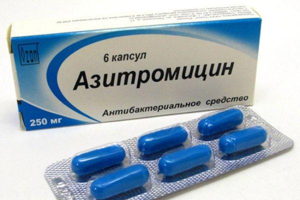 Какие таблетки принимать для лечения микоплазмы