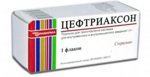 антибиотикотерапия при гонококковом фарингите