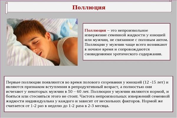 Выделения у мужчин при различных заболеваниях