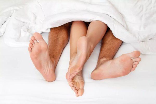 Повышенная секреция во время секса