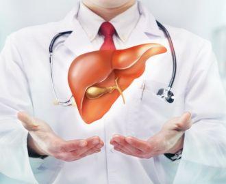 Цирроз печени как результат вирусного гепатита С