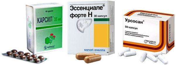 Боли в правом подреберье при гепатит в