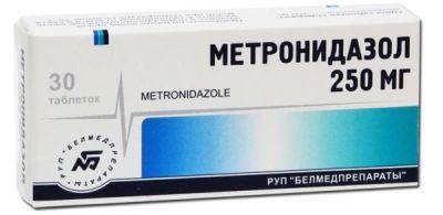 метронидазол против трихомониаза у женщин