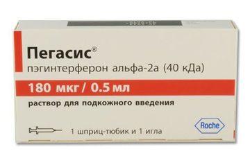 Курс лечения гепатита с natdac
