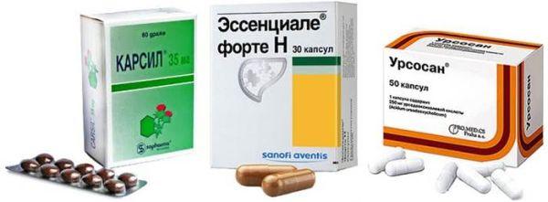Новейшие лекарства от гепатита б
