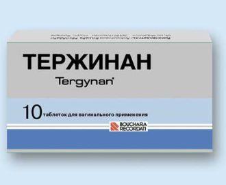 Особенности лечения уреаплазмы Тержинаном