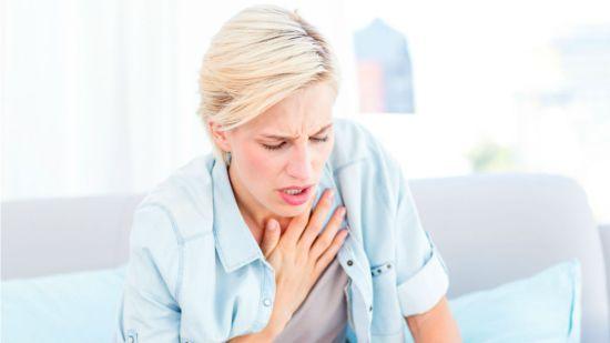симптомы кандидоза легких