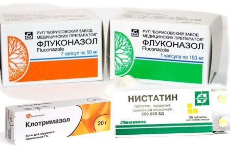 медикаментозная терапия хронической молочницы