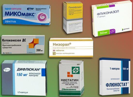 выбор лекарства от молочницы - принципы