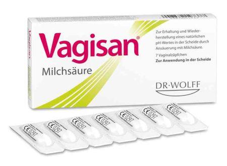 вагисан - восстановление микрофлоры