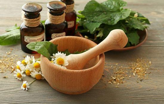 народная медицина против зуда