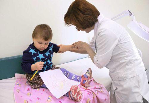 лечение бородавок на руках у детей