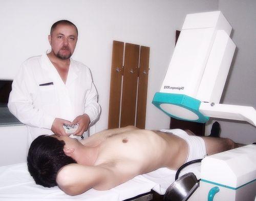 физиотерапия при воспалении простаты