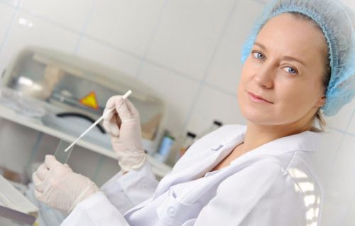 диагностика молочницы