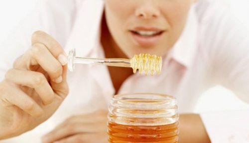 мед в лечении молочницы