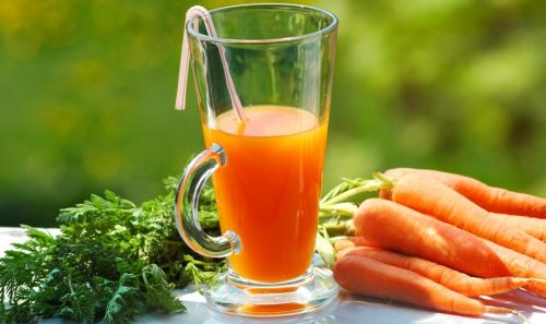 морковный сок в лечении молочницы