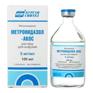 Метронидазол при молочнице — Твой гинеколог