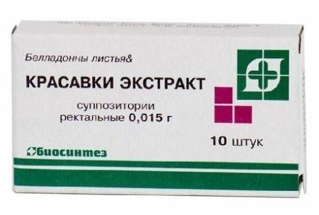 препараты с природными компонентами