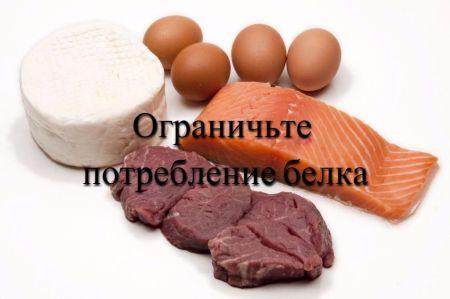 Кетоновые тела в моче гепатит