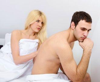 Что делать, если во время полового акта пропадает эрекция?