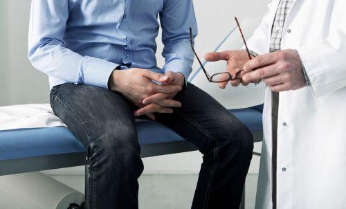 диагностика подтекания мочи у мужчин