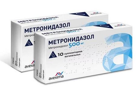 метронидазол против трихомониаза