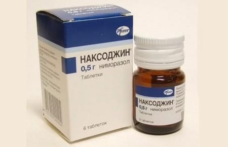 наксоджин в терапии трихомониаза