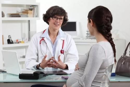 особенности лечения цервицитов у беременных
