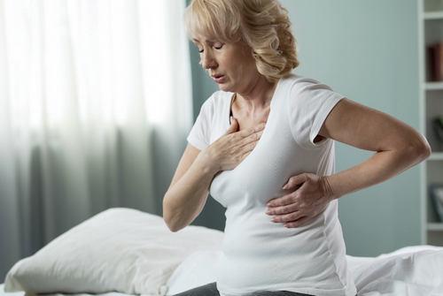 Сердечно-сосудистые нарушения при менопаузе