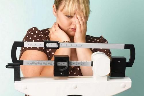 Набор лишнего веса и диабет второго типа