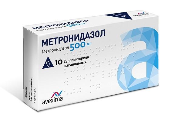 Метронидазол поу или нет